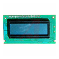 LCD Monochrome Displays