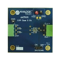 Audio Amplifier ICs