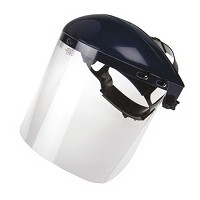 Stand-Alone Face Shields