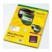 Blank Adhesive & Magnetic Labels